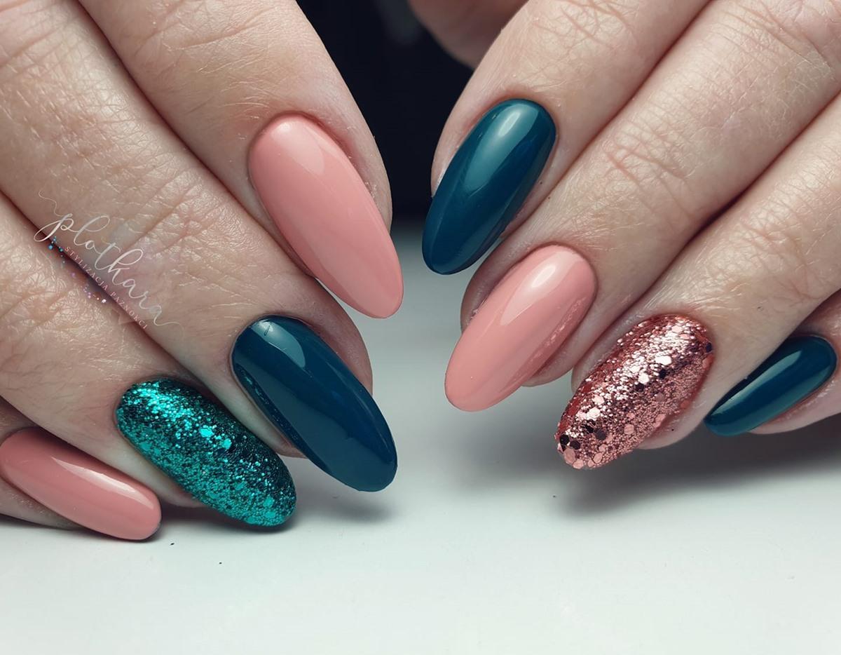 zdjęcia modnych paznokci