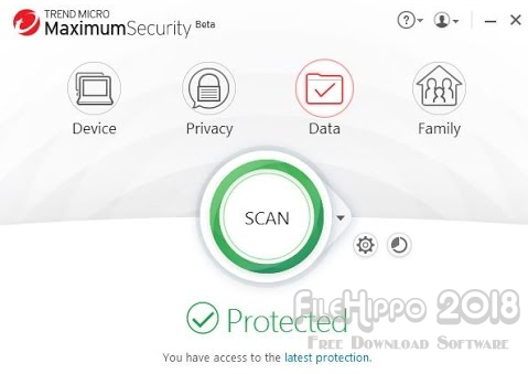 Trend Micro Antivirus+ 2018 Free Download