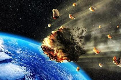 Asteroid yang Disebut Hantam Bumi 9 September Bukan Ancaman