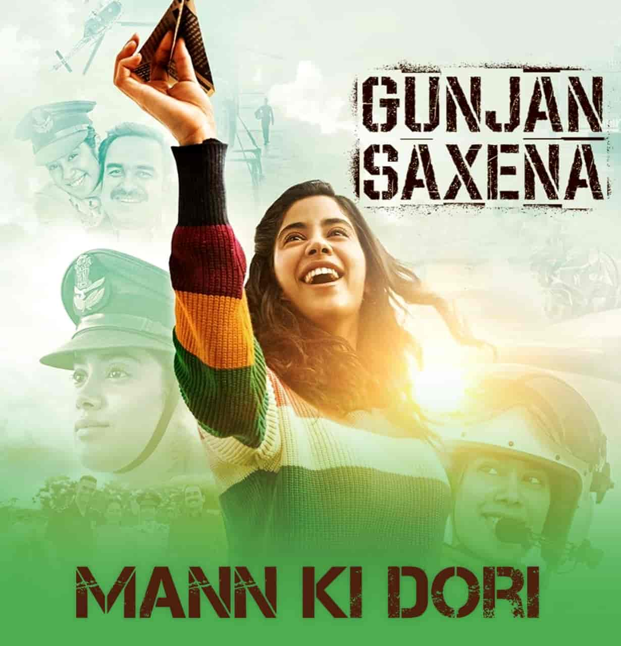 Mann Ki Dori Hindi Song Image From Movie Gunjan Saxena