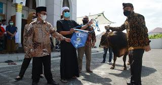 Pondok Pesantren HATI Keraksaan Menerima Hewan Kurban 3 Ekor Sapi