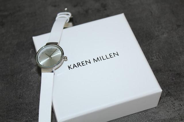 Ma nouvelle montre Karen Millen + Code promo