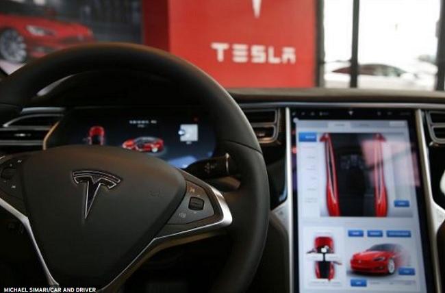 Teknologi Tesla Autopilot