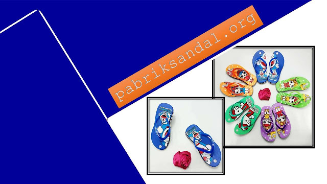 Pusat Sandal Karakter Murah | AMX Wegdes Karakter Anak