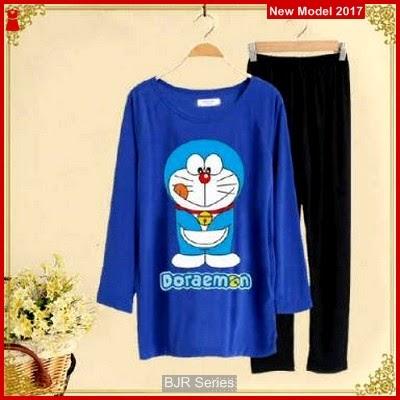 BJR148 H St Doraemon Wanita Dewasa Murah Grosir