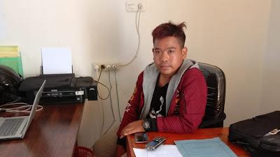 LSM Suark Sambangi Kantor Desa Nipa Nipa Bantaeng
