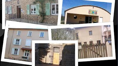 Les salles paroissiales de Saint Vincent en Lignon