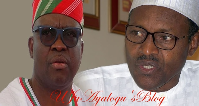 I Will Defeat President Buhari and Become the Next President of Nigeria - Gov Fayose Boasts