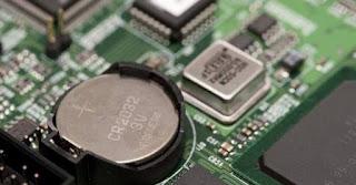 Batteria CMOS