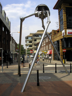 War of the Worlds in Woking