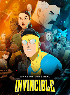 INVINCIBLE on Amazon Prime, A Review
