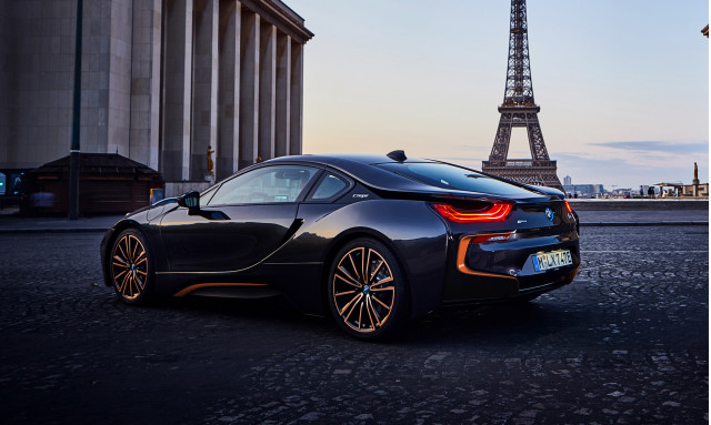 2020 BMW i8 Preview