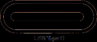 USB-C, USB Type C, USB Tipe C