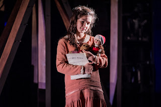 Aida Ippolito as Totò in Opera Holland Park's production of Zazà, directed by Marie Lambert © Robert Workman