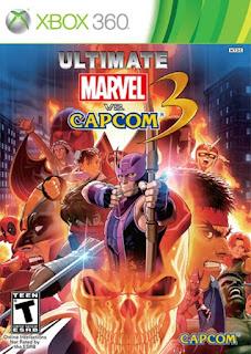 Ultimate Marvel Vs.Capcom 3 + DLC Torrent