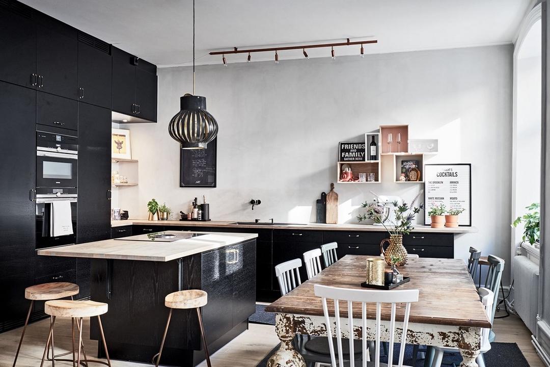 D couvrir l 39 endroit du d cor cuisine conviviale for Decouvrir cuisine