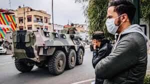 وزارة الداخلية تعلن عن إغلاق الأحياء السكنية التي قد تشكل بؤرا وبائية جديدة كما حدث في طنجة...وهذا ما نصت عليه✍️👇👇👇