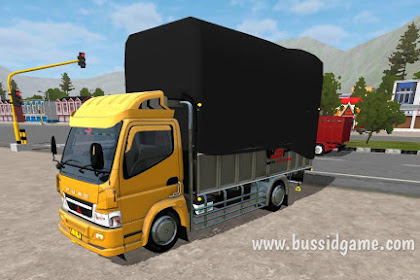 Mod Truck Canter Mukhlas Minimalis By RSM