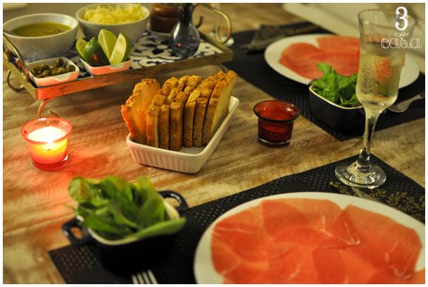 jantar romântico