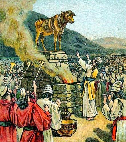 Resultado de imagem para gold bull jew