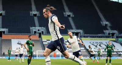 ملخص واهداف مباراة توتنهام وشيفيلد (4-0) الدوري الانجليزي