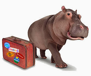 How to ship a hippo
