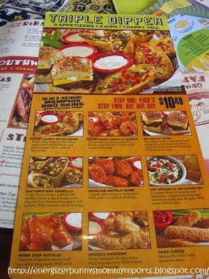 image relating to Chilis Printable Menu called Shut: 3 Appetizers, 3 dips, Just one Joyful Oneself