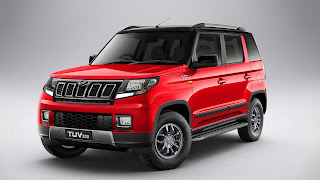 Mahindra launches facelift of its compact SUV, the Bold New TUV300