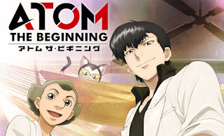 Atom: The Beginning Episodio 08