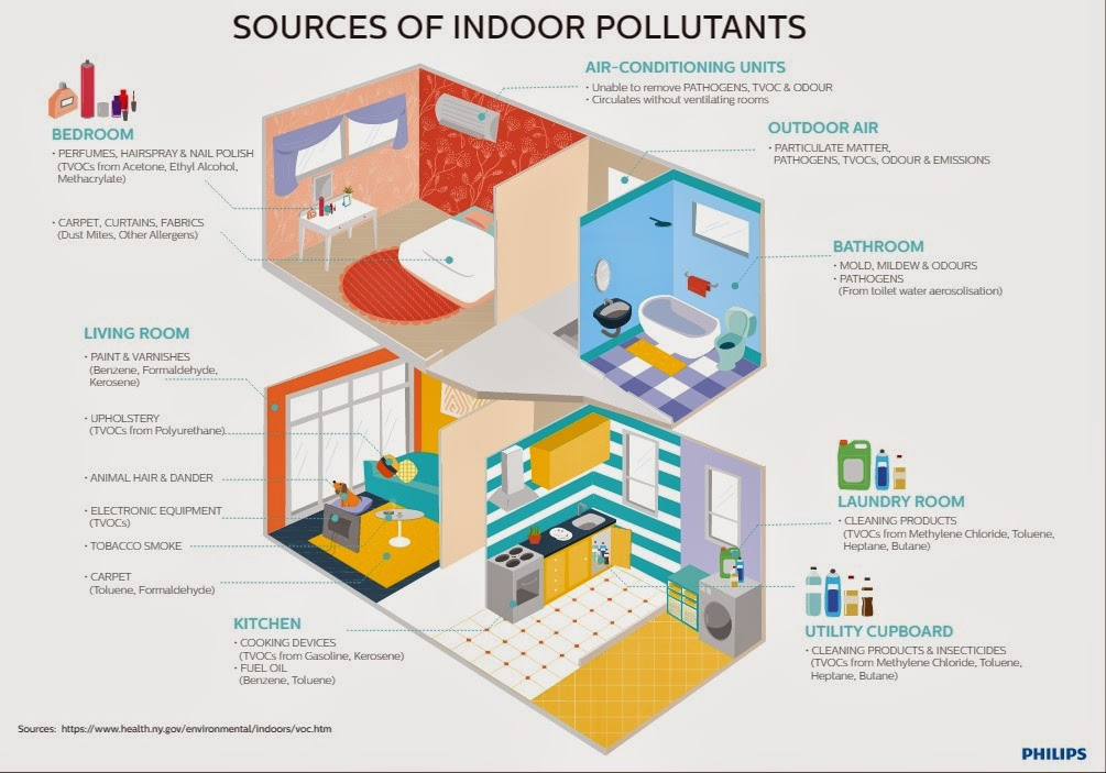 How To Prevent Indoor Pollution Breathe Pure Air With