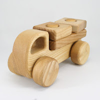 BT71, Mini Car-constructor, Lotes Wooden Toys