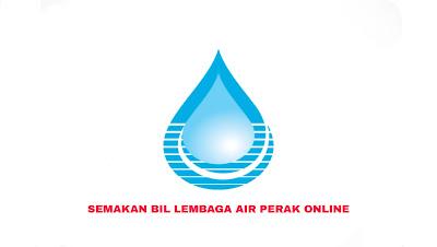 Semakan Bil Lembaga Air Perak 2020 Online (Cara Login)