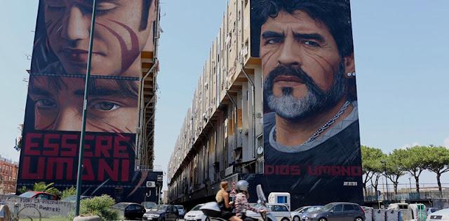 Diego Maradona de Asif Kapadia review