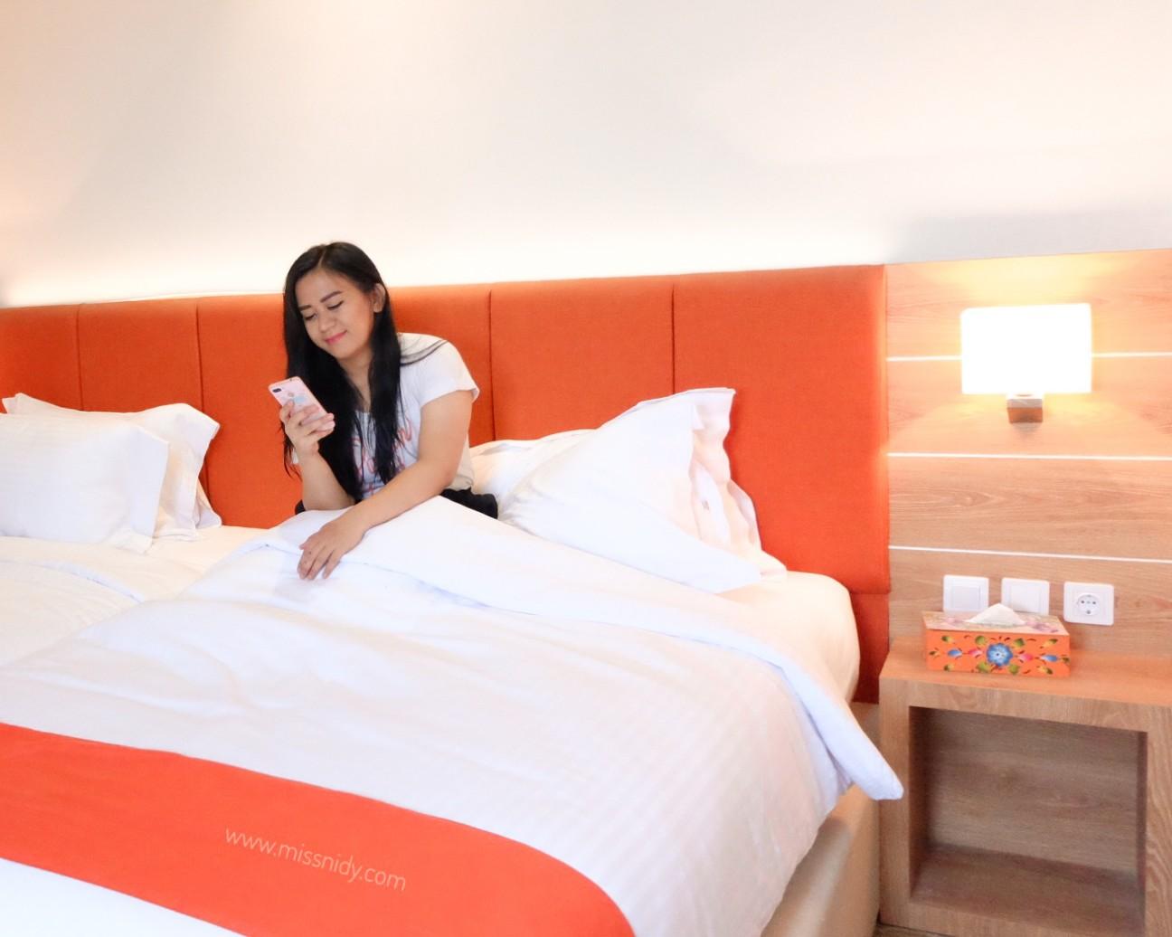 pengalaman menginap di the nyaman hotel solo