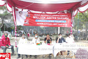 Reses Anggota DPRD DKI William Aditya Sarana, Warga Keluhkan Banjir