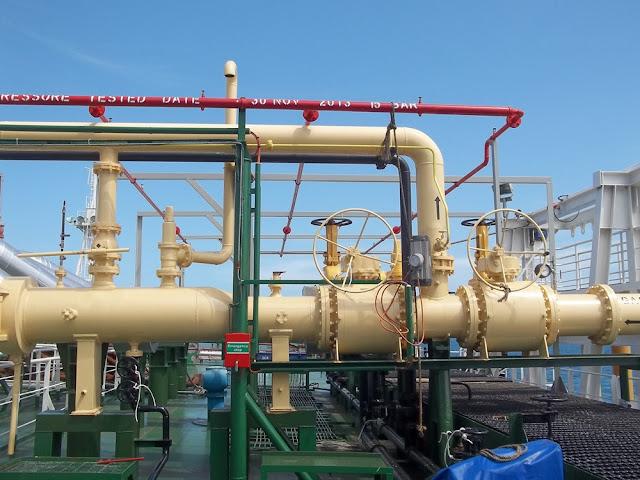 Sistem Instalasi Pipa pada Kapal Laut