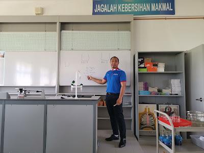 Pair Teaching Sains Yang Tak Dirancang, Tapi Berjaya