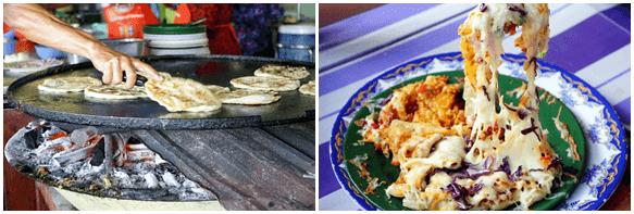 Roti Canai Kayu Arang