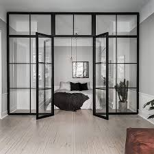 Swing Glass Doors
