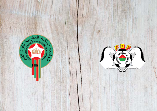 Morocco vs Burkina Faso -Highlights 6 September 2019