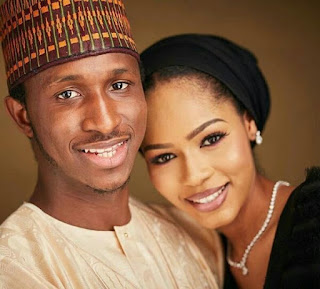 Ibrahim and bride-to-be