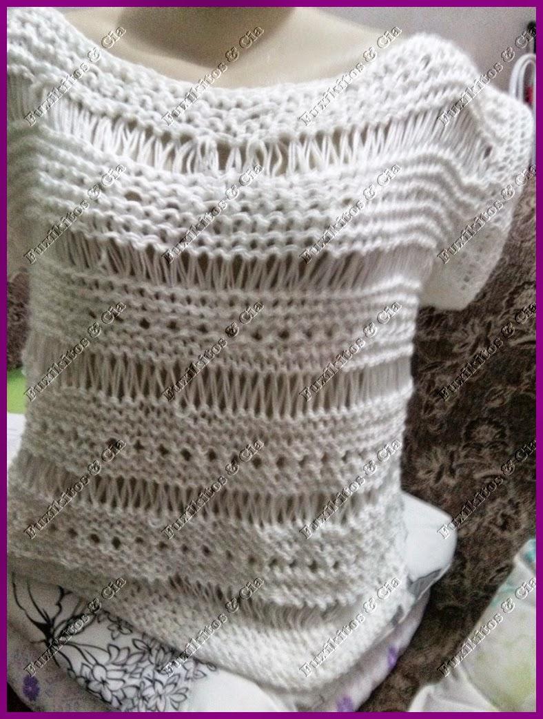 A lã que usei é uma delícia 1d15b4a734c