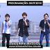 PROGRAMAÇÃO - ARASHI NI SHIYAGARE: 28/07/2018 - NATSUHAYATE PERFORMANCE