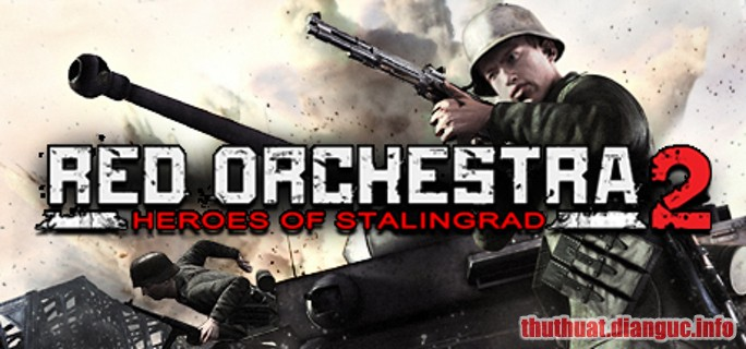 Download Game Red Orchestra 2: Heroes Of Stalingrad Full Crack