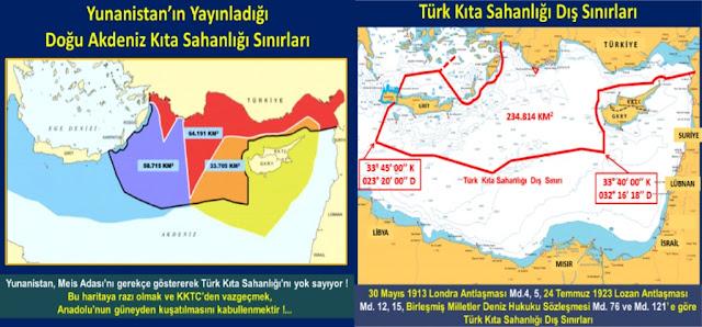 Türk Kıta sahanlığı soruni
