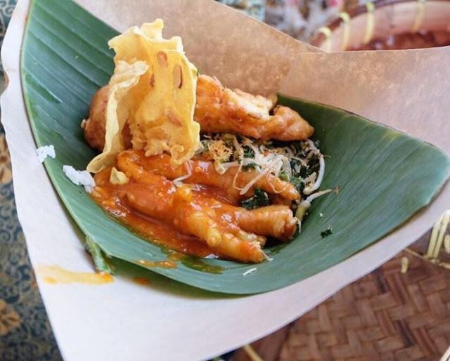 Nasi Boranan, Kuliner Lezat di Pinggir Jalan