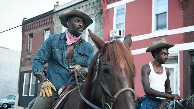 Netflix adquire os diretos de  Concrete Cowboy, filme com Idris Elba e Caleb McLaughlin
