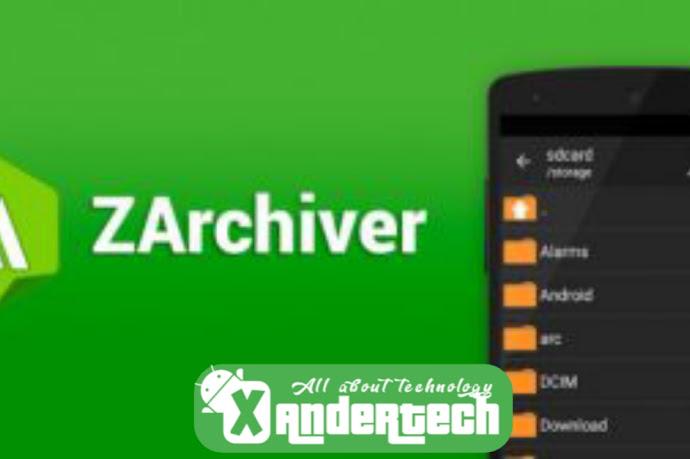 Download Zarchiver Pro Apk 0.9.5.8 Latest version
