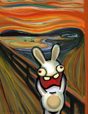 """Edvard Munch el hombre de """"El Grito""""."""