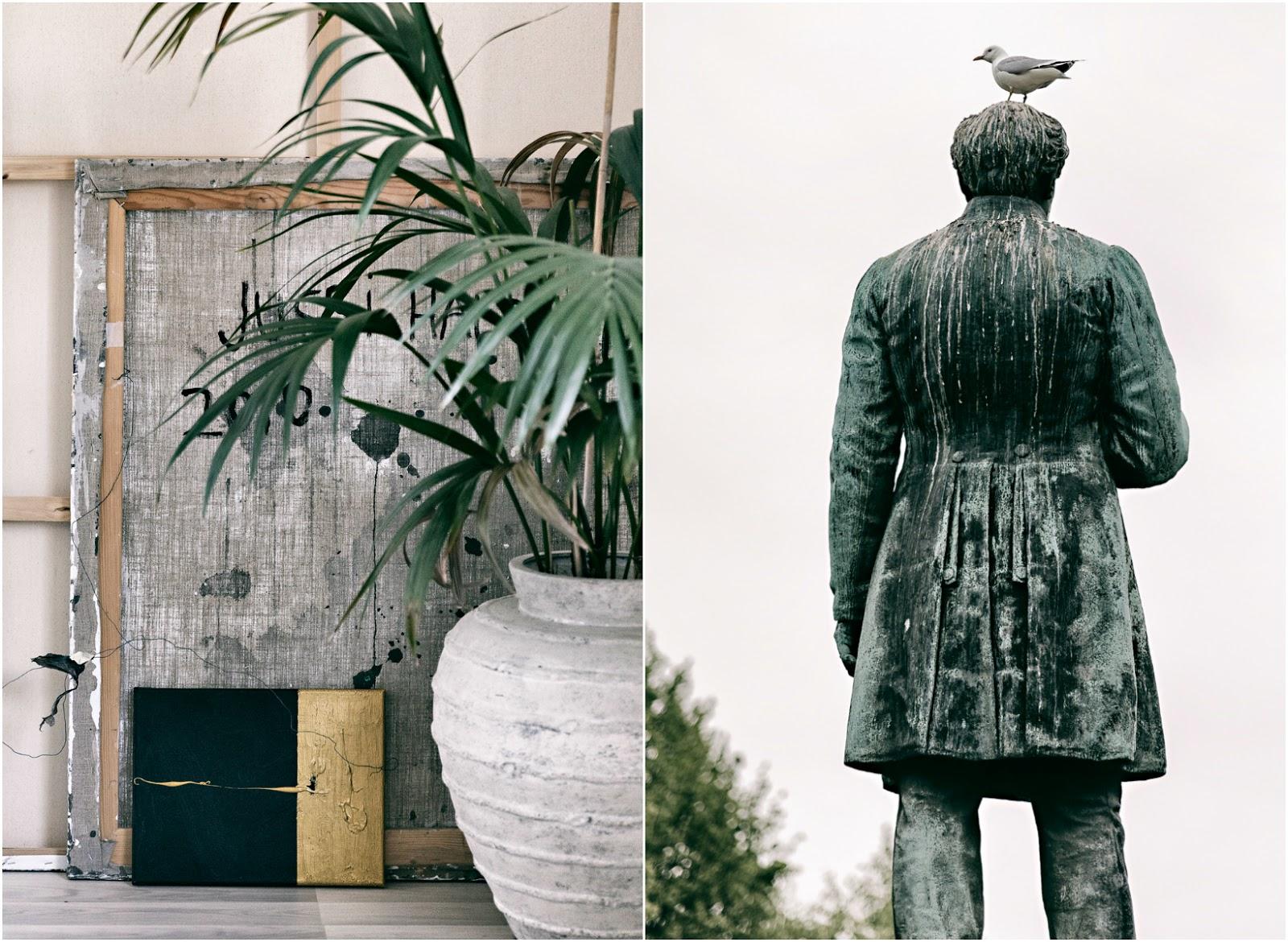 sisustus, sisustaminen, sisustusinspiraatio, valokuvataulut, taide, my art, art, hyvä elämä, oma koti, valokuvaus, elämä, Visualaddict, valokuvaaja, Frida Steiner, Visualaddictfrida, patsas, Helsinki